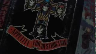 Guns N' Roses : APPETITE FOR DESTRUCTION Cassette