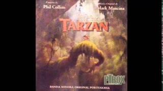 Disney Tarzan - Estranhos Como Eu