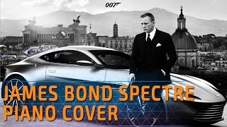 James Bond Spectre OST: Sam Smith - Writing's on the wall piano cover