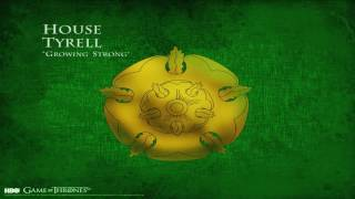 House Tyrell Theme (S6) - Game of Thrones