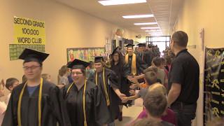 SHS Class of 2017 Graduation Walk