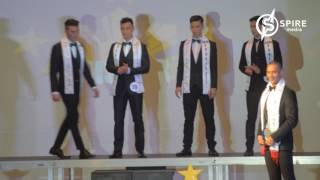 Spire Cover Event - Mister Republika ng Pilipinas Europe 2016