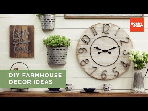 Fresh Farmhouse Decor