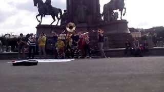 Pipo Octopus Brass Band Cover