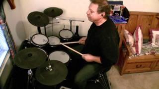 Lookin' Back (Drums) Dave Crimmen