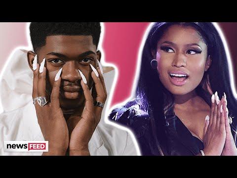 Lil Nas X REGRETS Shading Nicki Minaj & The 'Barbz'!
