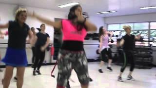 Coreografia Ivete Sangalo Tempo de Alegria Professora Simone Henrique