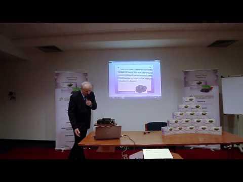Aronia moja miłość - prof. dr hab. Jan Oszmiański - Golden Aronia