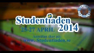 STUDENTIADEN 2014 - Anmäl er nu!