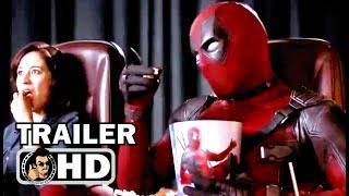 "DEADPOOL 2 ""The Walking Deadpool"" TV Spot Trailer (2018) Ryan Reynolds Marvel Superhero Movie HD"