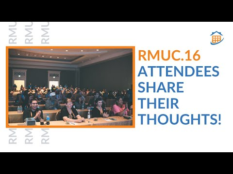 Rent Manager User Conference Customer Testimonials