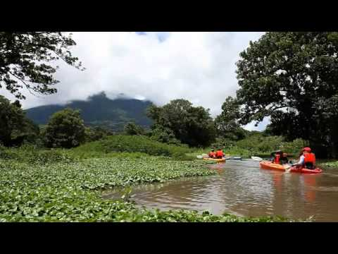 The Best Accomodations on Ometepe:  La Omaja