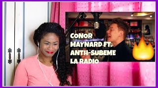 Conor Maynard FT. Anth-SUBEME LA RADIO (Cover) | Reaction