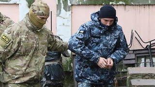 Crise entre Moscou et Kiev : 3 marins ukrainiens en détention provisoire
