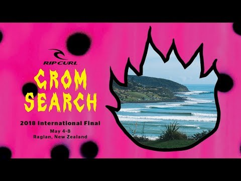 International #GromSearch Final | Raglan, New Zealand | Offical Trailer