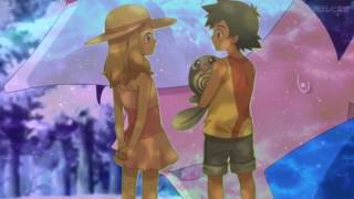 Ash & Serena//Just A Dream//AMV