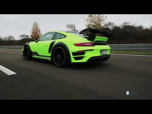Wir sind AUTO BILD SPORTSCARS ! - Imagefilm Racenight 2016
