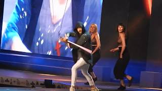 MAD VMA 2017: Μουζουράκης - Φωτόσπαθο