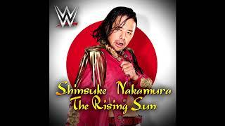 WWE: The Rising Sun (Shinsuke Nakamura) + AE (Arena Effect)