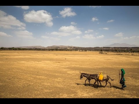 Ethiopia drought 2016: how climate change affects children