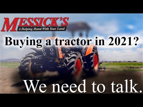 Buying equipment in 2021? We need to talk. Planning purchases ahead. Picture