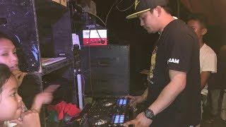 DJ RAM Live on the mix