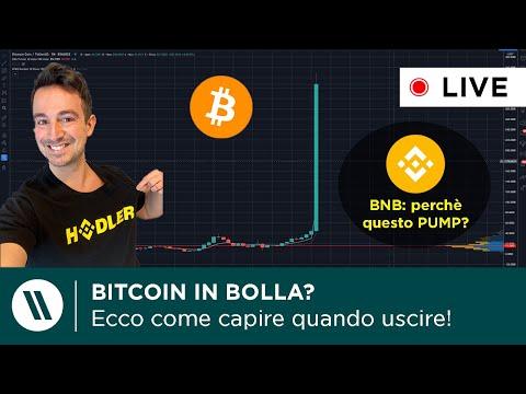 BITCOIN: Ecco quando bisognerà SCAPPARE! | Binance Coin (BNB) FUORI CONTROLLO!! Che succede?