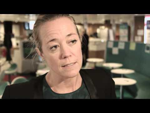 Interview med Anna Werntoft, VD Stratiteq - Öresundsting 2014