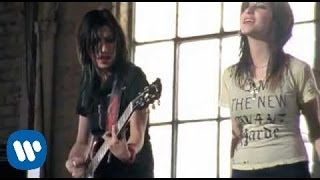 "The Veronicas - ""Everything I'm Not"" Official Music Video"