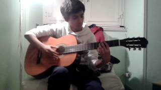 Stand by me guitar cover hecho de mi :)