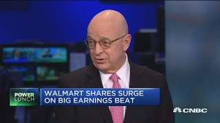 What Walmart's doing right: Expert
