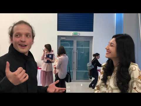 Интервью с Владимиром Варнава о танце