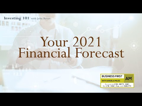Investing 101: 2021 Might Be a Good Year to Invest in the Stock Market