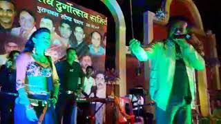 singing show by praveen rajan (cg song -- tanaa tann turee)