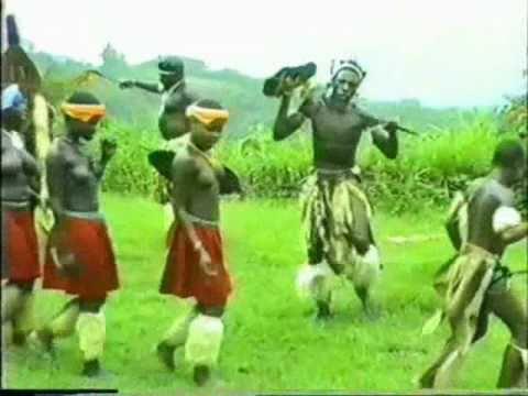 Zulu Dancers .wmv