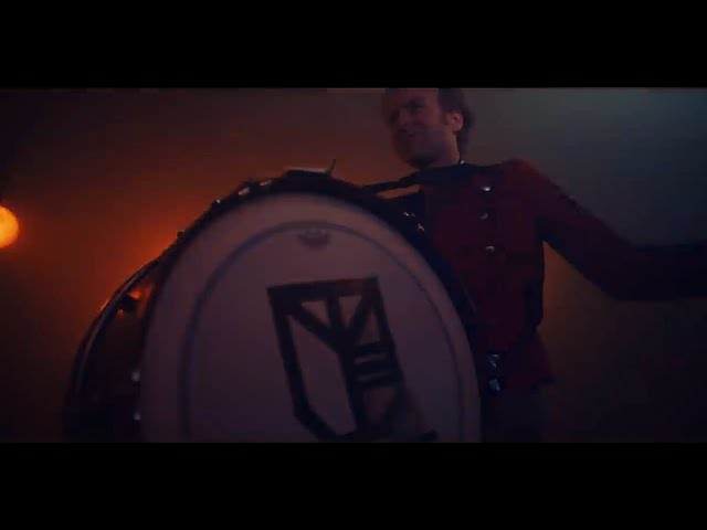 THE MAN WITH THE RED FACE (Laurent Garnier Rework) - OFFICIAL VIDEO