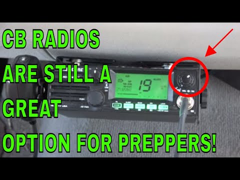 CB Radios For Preppers