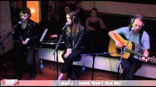 Lykke Li - I follow Rivers - Live - C'Cauet sur NRJ