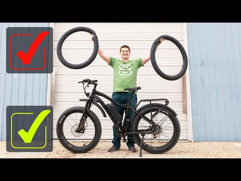 Are Tubeless tires good for ebikes? I explain HOW and WHY