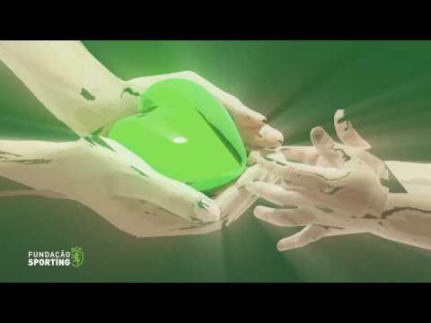 O verde sempre será a cor da esperança- Fundação Sporting