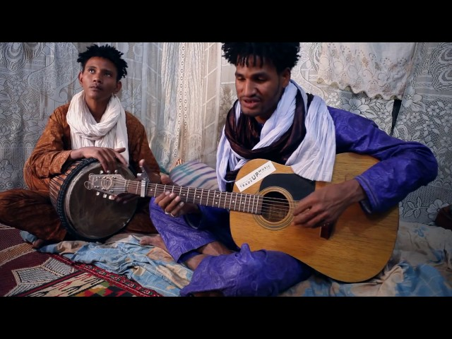 Video oficial de Mdou Moctar