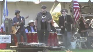 """#NoDAPL"" Cody Blackbird Band @ 2017 Malibu Powwow"