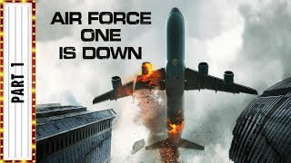 Air Force One Is Down Part 1 | Linda Hamilton | Thriller Movies | The Midnight Screening