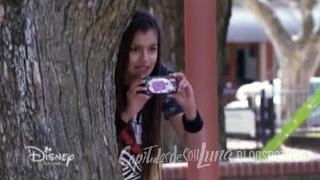 Soy Luna 2 - Fernanda graba a Luna y Sebastián saliendo juntos (Capítulo 32) HD