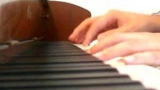 right here waiting piano - happy birthday diana