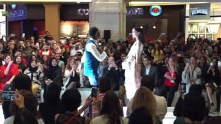 "Omi in Dubai ""Hula Hoop"" Remix"