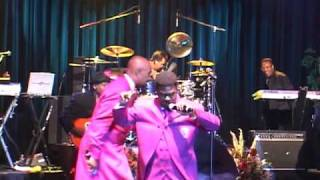 "The Whispers Live In Las Vegas ""In The Raw"""