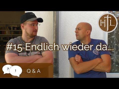 Fragerunde #15 - Wir sind wieder daaaaaaa.....