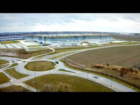 Amazon otwiera w Gliwicach gigantyczne centrum logistyczne