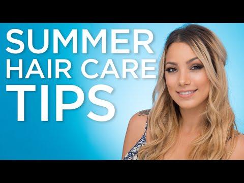 Summer Hair Care Tips!